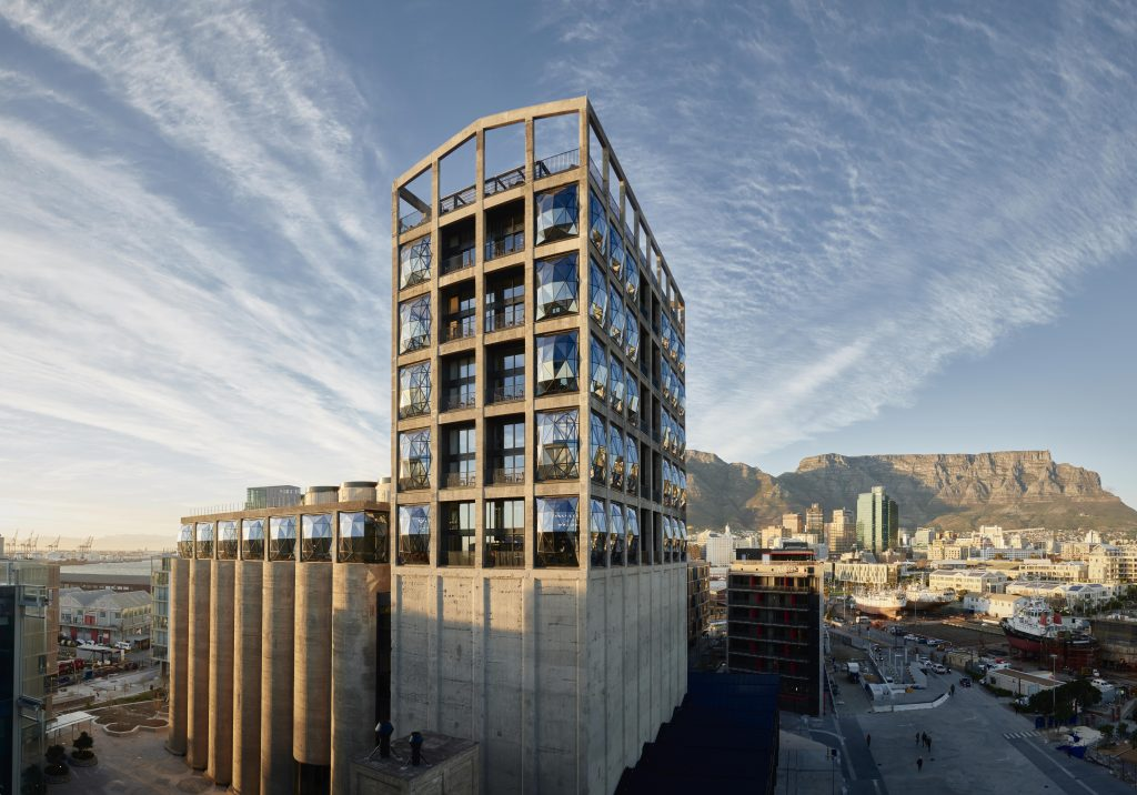 V&A Waterfront: The Silo District